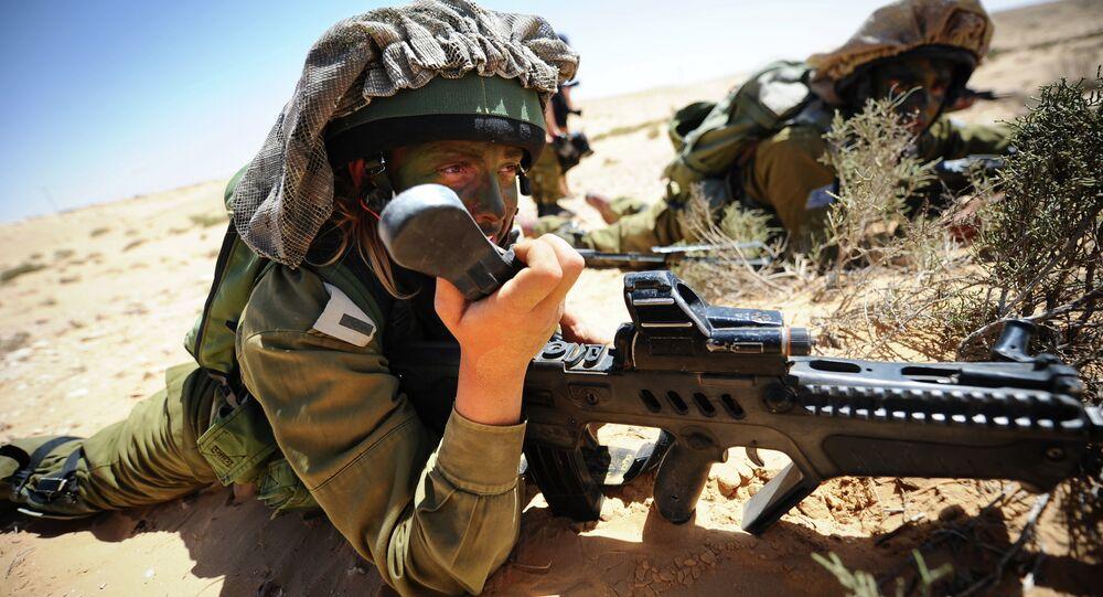الجيش الإسرائيلي.
