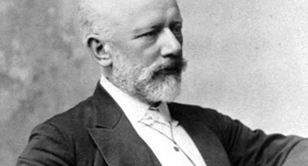 بيتر تشايكوفسكي
