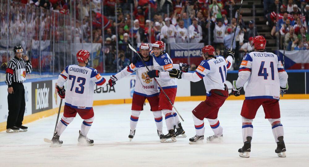 بطولة العالم لهوكي الجليد
