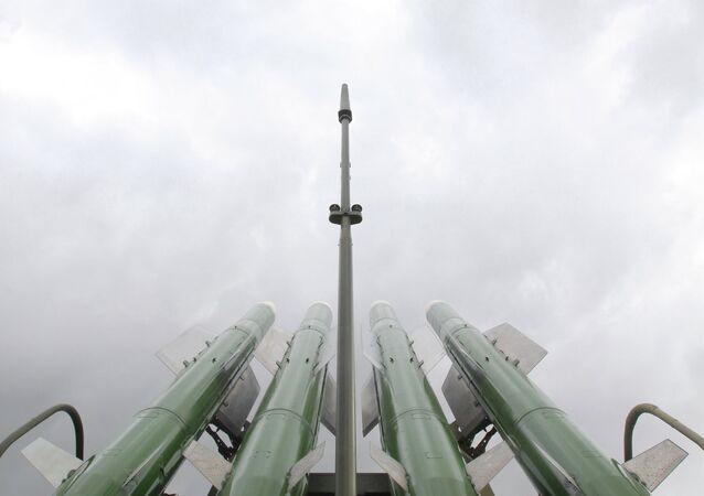 منظومة صاروخية للدفاع الجوي