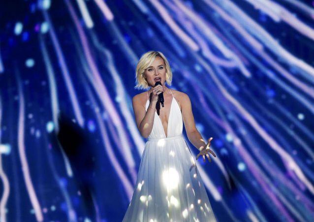 المغنية الروسية بولينا غاغارينا