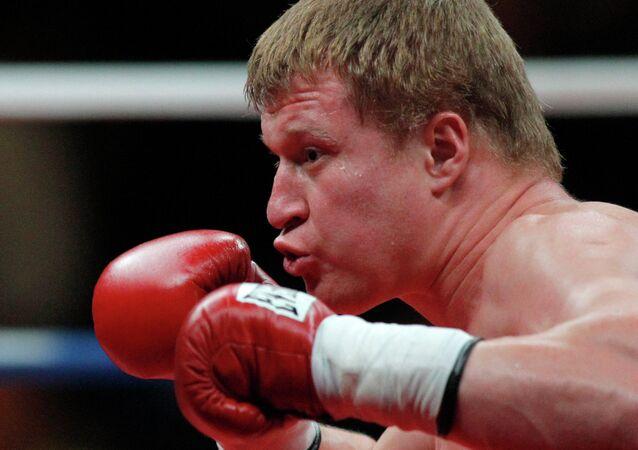 الملاكم الروسي بوفيتكين