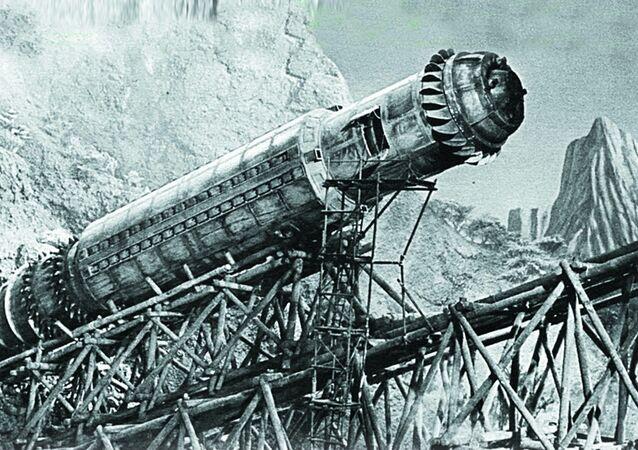 الخلد المقاتل - مركبة حربية سوفيتية تحت الأرض