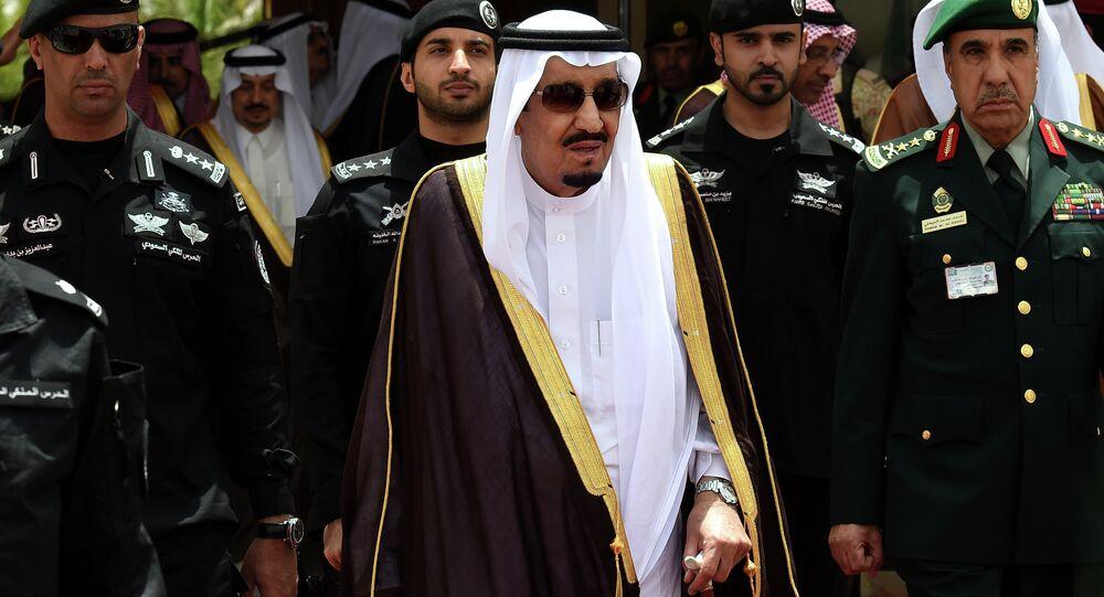 الملك السعودي سلمان بن عبدالعزيز