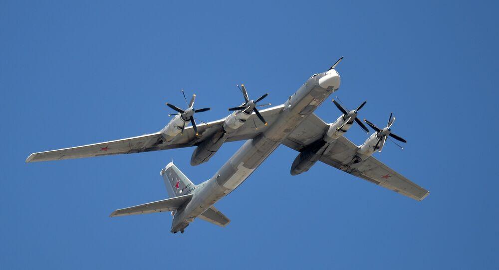 قاذفة القنابل تو-95