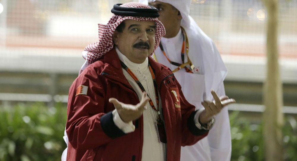 الملك حمد بن عيسى آل خليفة، ملك مملكة البحرين