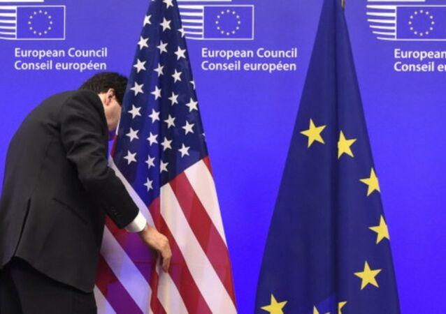 الاتحاد الأوروبي والولايات المتحدة