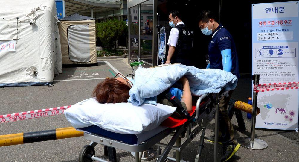 تفشي فيروس كورونا بكوريا الجنوبية