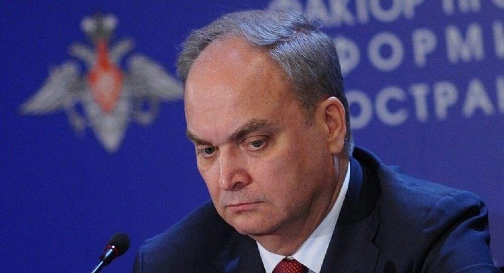 نائب وزير الدفاع الروسي، أناتولي أنطونوف