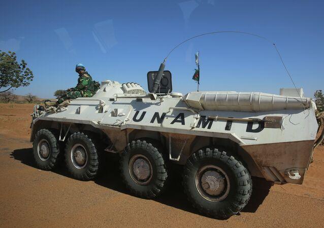بعثة الأمم المتحدة في السودان