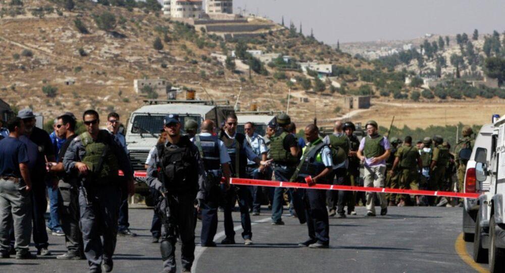 مقتل إسرائيلي واصابة اخر بالقرب من رام الله