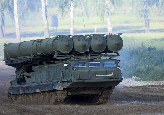 منظومة صواريخ اس-300