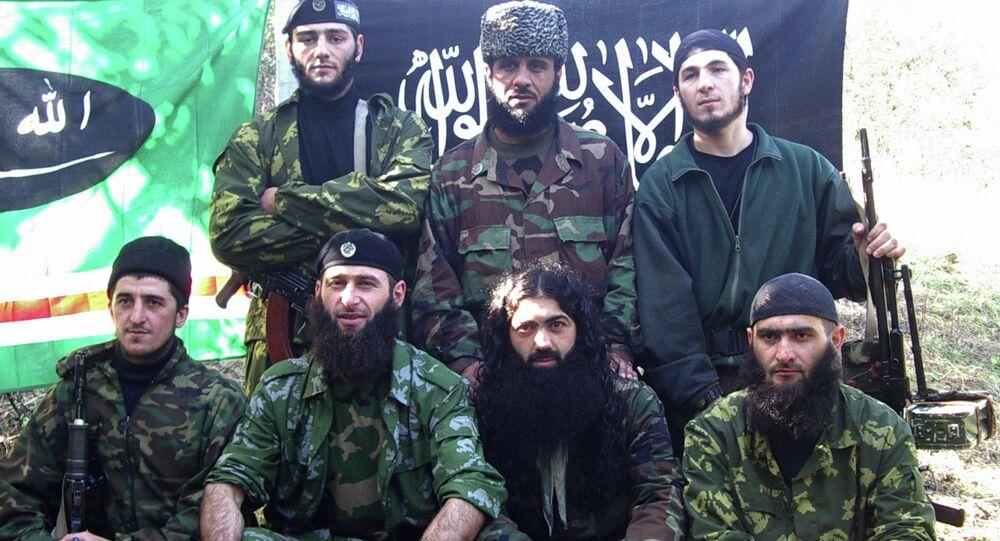 مسلحو شمال القوقاز