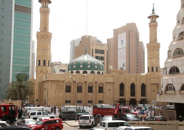 مسجد الإمام الصادق في الكويت