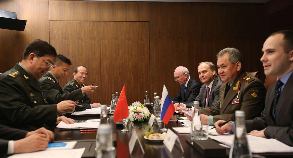 اجتماع وزراء دفاع الدول أعضاء منظمة شنغهاي للتعاون