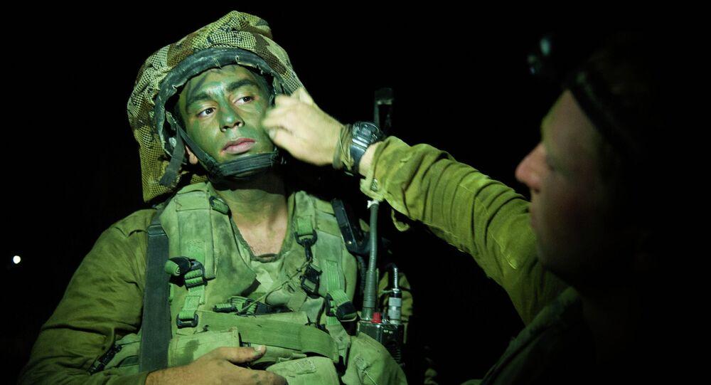 جندى من الجيش الإسرائيلي