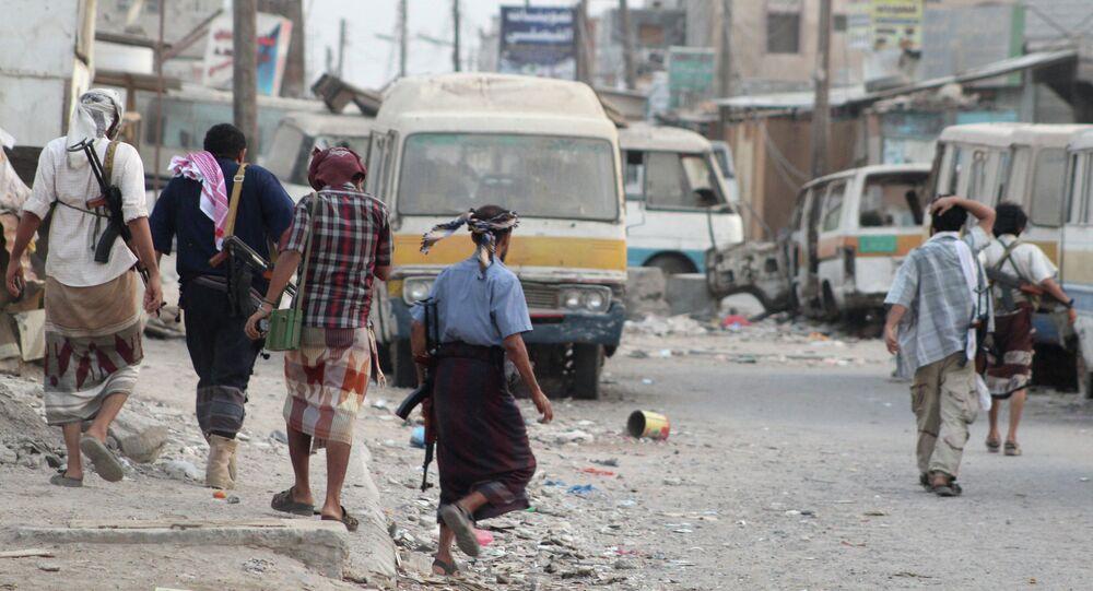 المسلحون الموالين لعبدربه منصور هادي