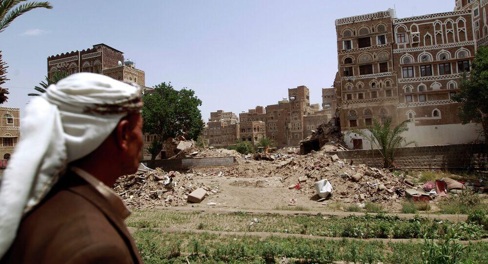 التراث اليمني - صنعاء