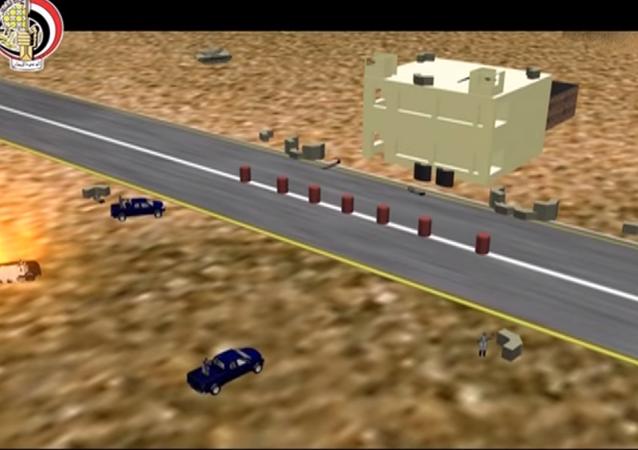الجيش المصري يوضح حقيقة الهجمات التى تعرض لها فى سيناء