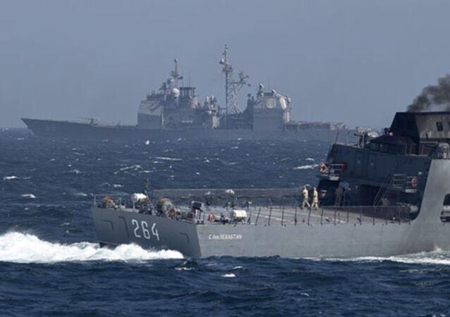قذيفة روسية ذكية  تستطيع تفجير سفن العدو بضربة واحدة