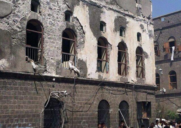 الدمار في عدن