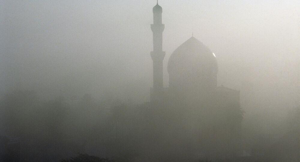 مسجد في العراق
