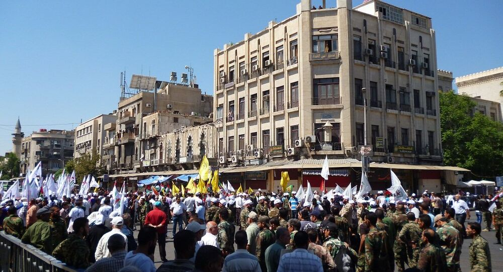 سوريا يوم القدس