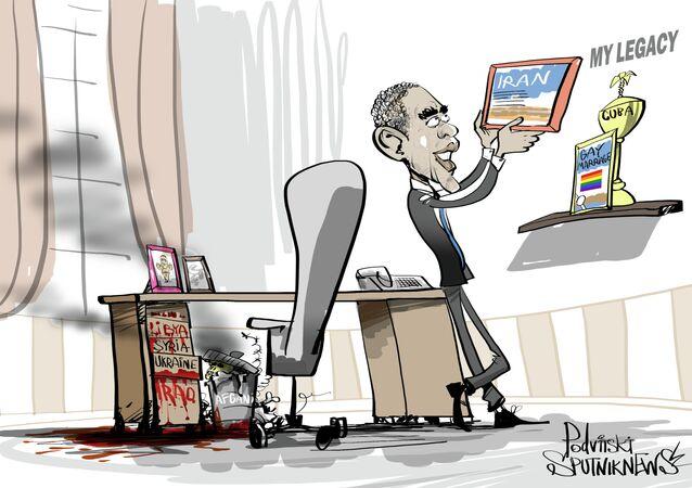 الاتفاق النووي يُحقق الأحلام الدبلوماسية الكبرى لـاوباما