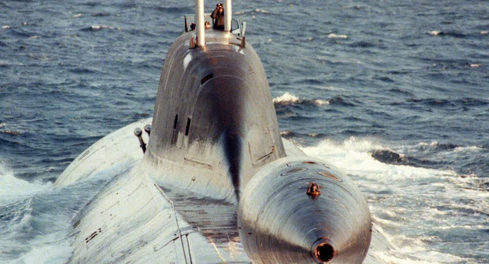 الغواصة شوكا- ب