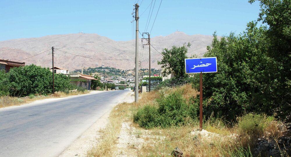 سوريا- القنيطرة- الجولان