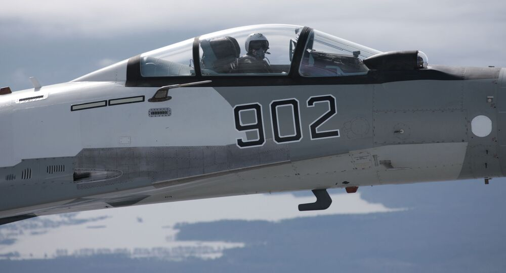 المقاتلة سو- 35