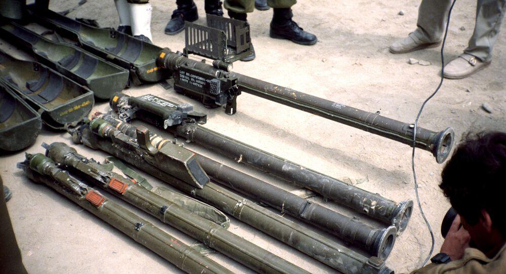 صواريخ ستينغر