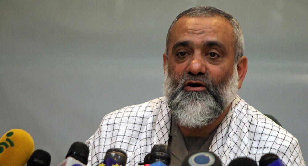 قائد قوات الباسيج محمد رضا نجدي