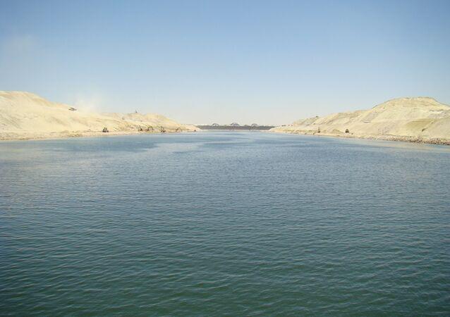 حفر قناة السويس الجديدة Новый Суэцкий Канал New Suez Canal