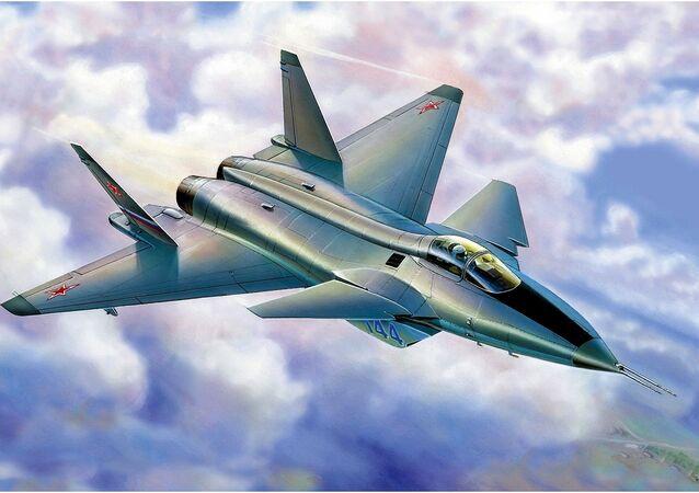 المقاتلة الشبح الروسية