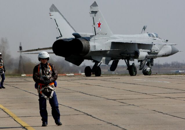 المقاتلة ميغ- 31