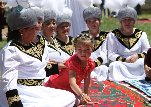 قرغيزيا