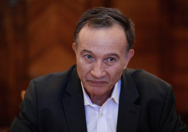عضو اللجنة المنبثقة عن مؤتمر القاهرة، هيثم مناع
