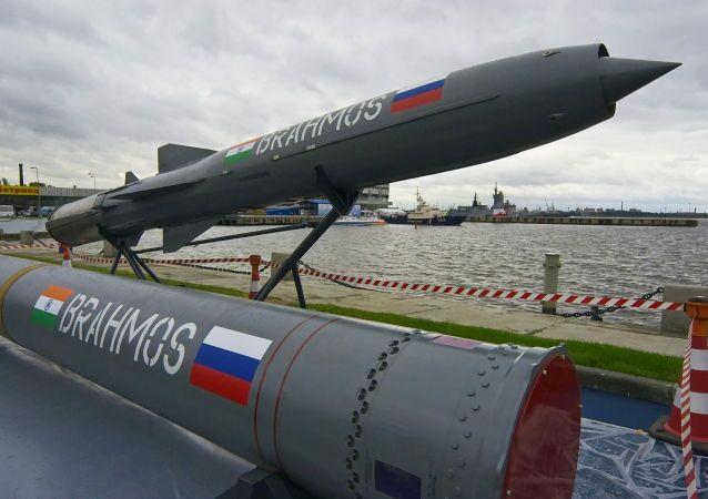 الصاروخ الروسى الهندى براهموس