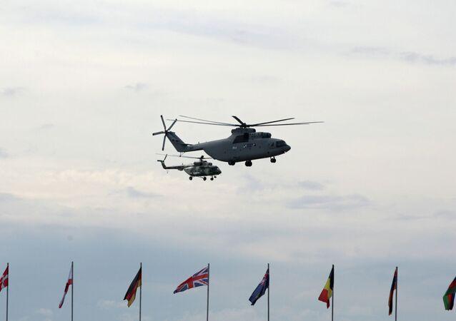 مروحيات Mi-26T2