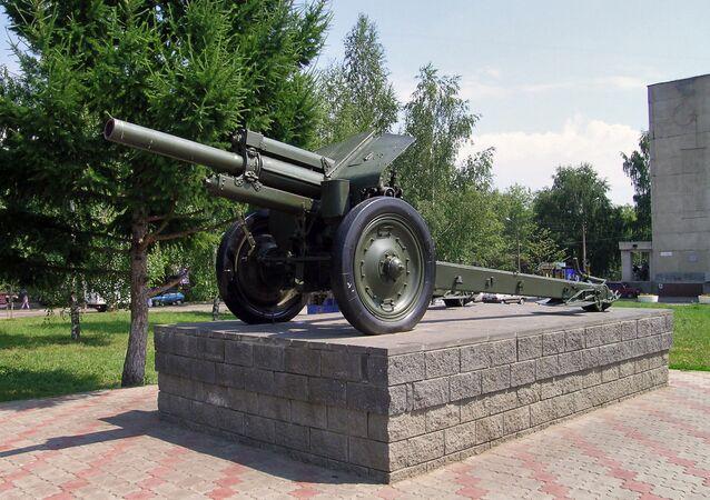 المدفع الهاوتزر M-30