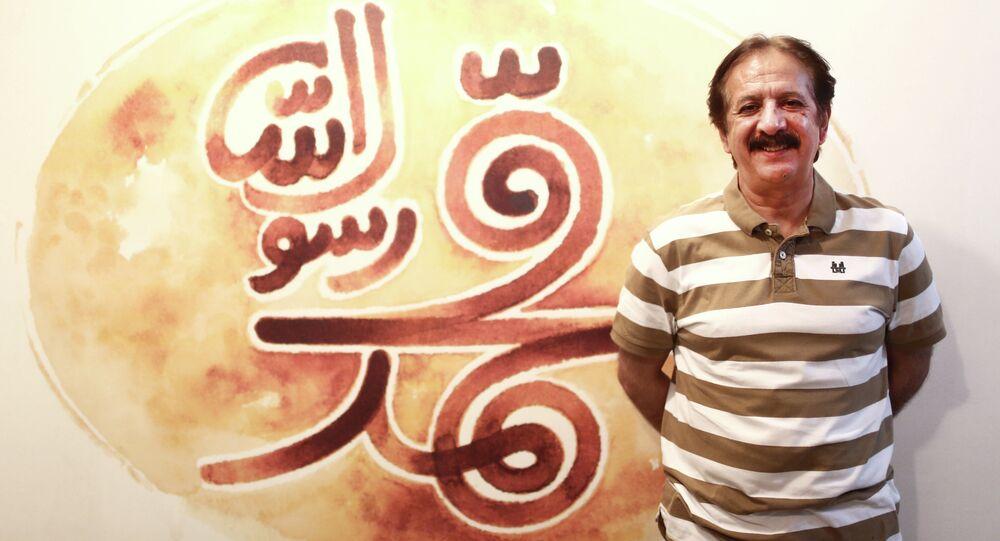 المخرج الإيراني مجيد مجيدي