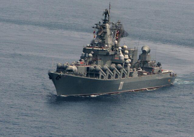 طراد فارياغ الصاروخي الروسي