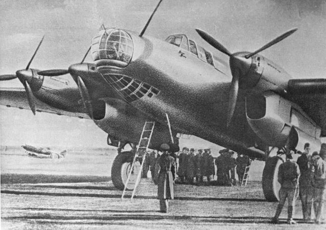 قاذفة القنابل بي - 8