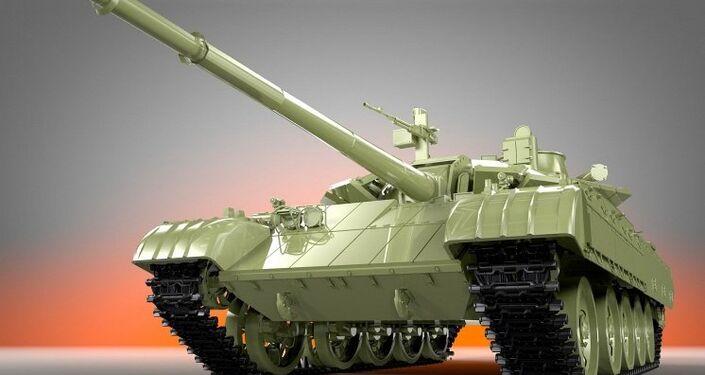 دبابة ت - 55 أ إم