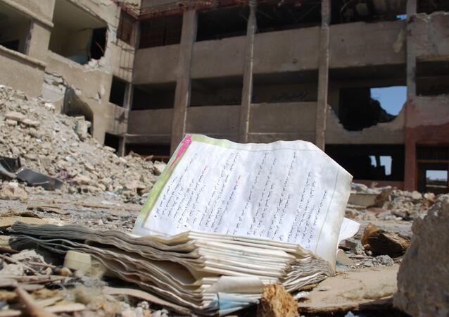 وضع التعليم في سوريا