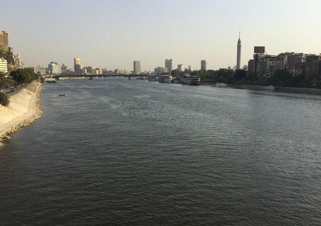 نهر النيل ـ القاهرة