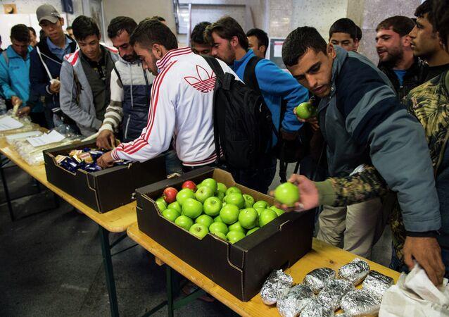 اللاجئون السوريون في ألمانيا