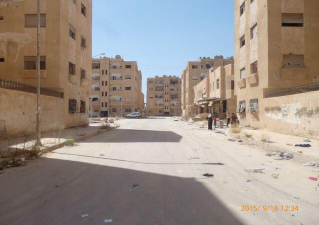 الحسينية في ريف دمشق
