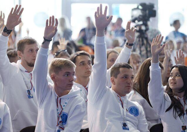شباب روسيا